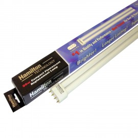 96w Compact FL  420nm Actinic 03 Bulb - Linear Pin - BUY 2, GET 2 FREE - LIMITED TIME SPECIAL