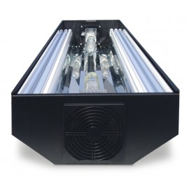 4 ft Cebu Sun Systems - 2 x 250 Watt & 4 x 54 Watt T5 HO