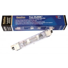 250 Watt 20,000K Double Ended HQI Bulb
