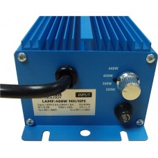 400 Watt Assembled Electronic Ballast - Dimmable